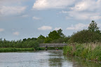 Teufelsmoor: Wasserwandern auf der Beek