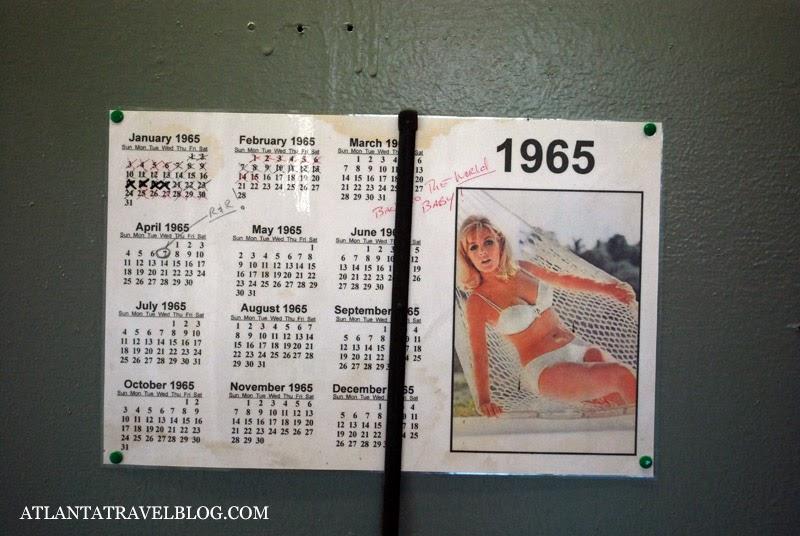 Календарь за 1965