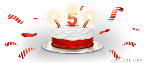 5 anos