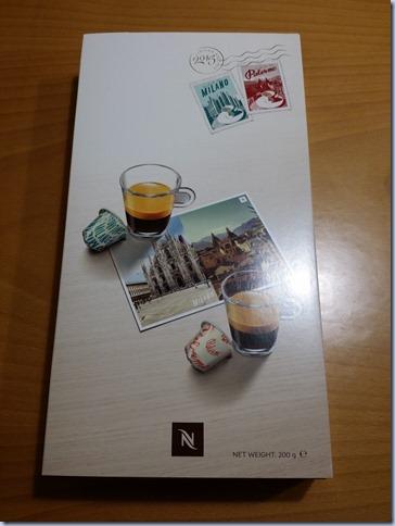 nespresso Capsules膠囊咖啡0002