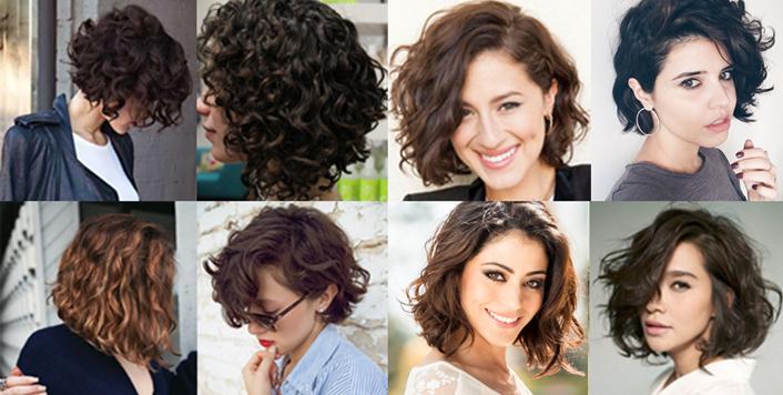 cortes de cabelo cacheado curto