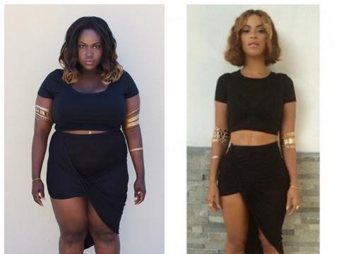 Celebrity Style Redo : Beyoncé