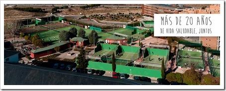Club de Pádel & Tenis Fuencarral másd e 20 años de vida Saludable!