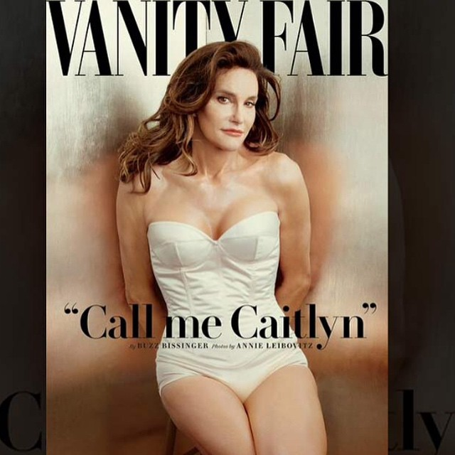 PHOTO: Bruce Jenner Poses As A Woman On The Cover Of Vanity Fair!