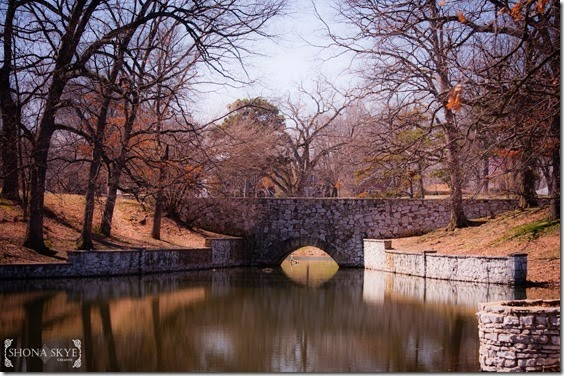 Stone Bridge, Horseshoe Lake, Carondelet Park, St. Louis, MO