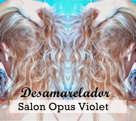 Desamarelador Salon Opus
