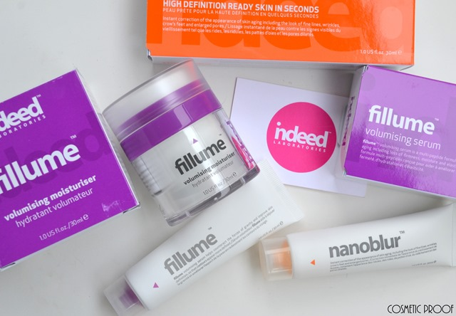 Indeed Labs Fillume Nanoblur Reviews