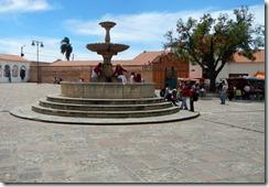 Plaza Pedro de Anzurez