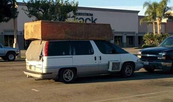 Eu acho que você esta usando o veículo errado 15