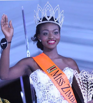 Miss Zim stripped of her title after nude photos leak!