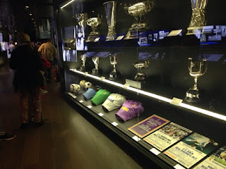 Tour del Real Madrid