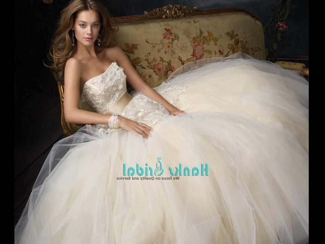 Jim Hjelm Wedding Dress LZ3114