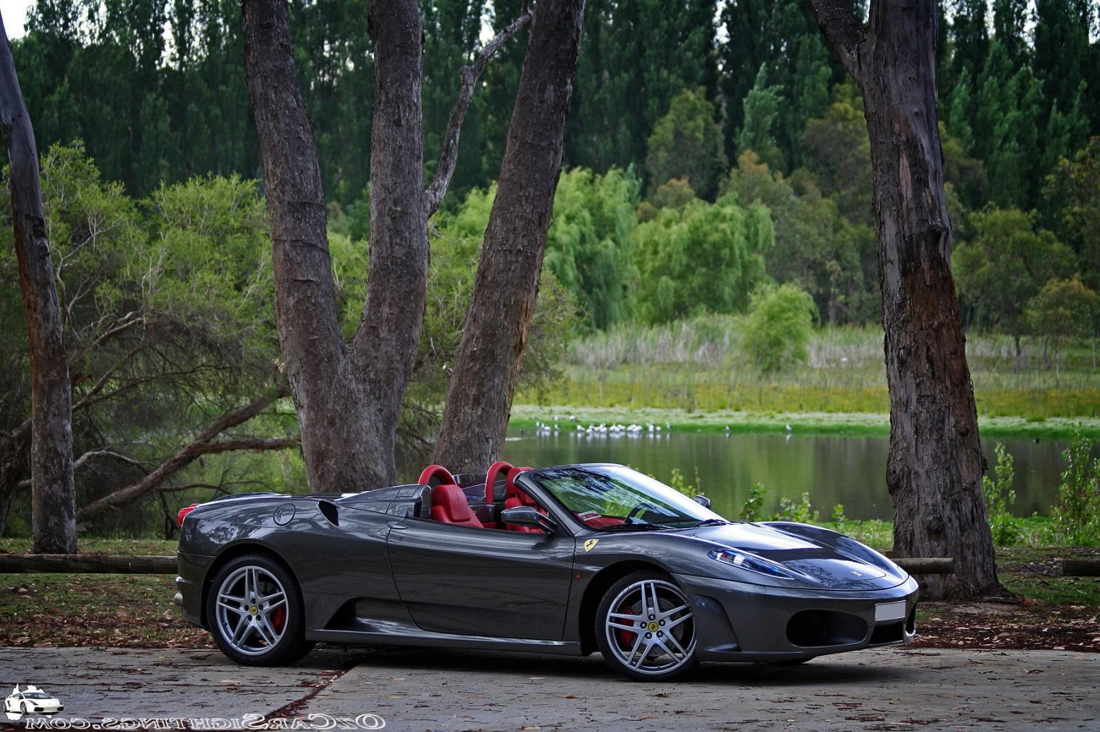 Photos Ferrari F430 Spider