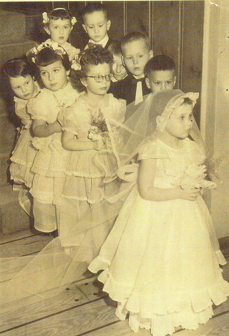 Tom Thumb Wedding - 1957