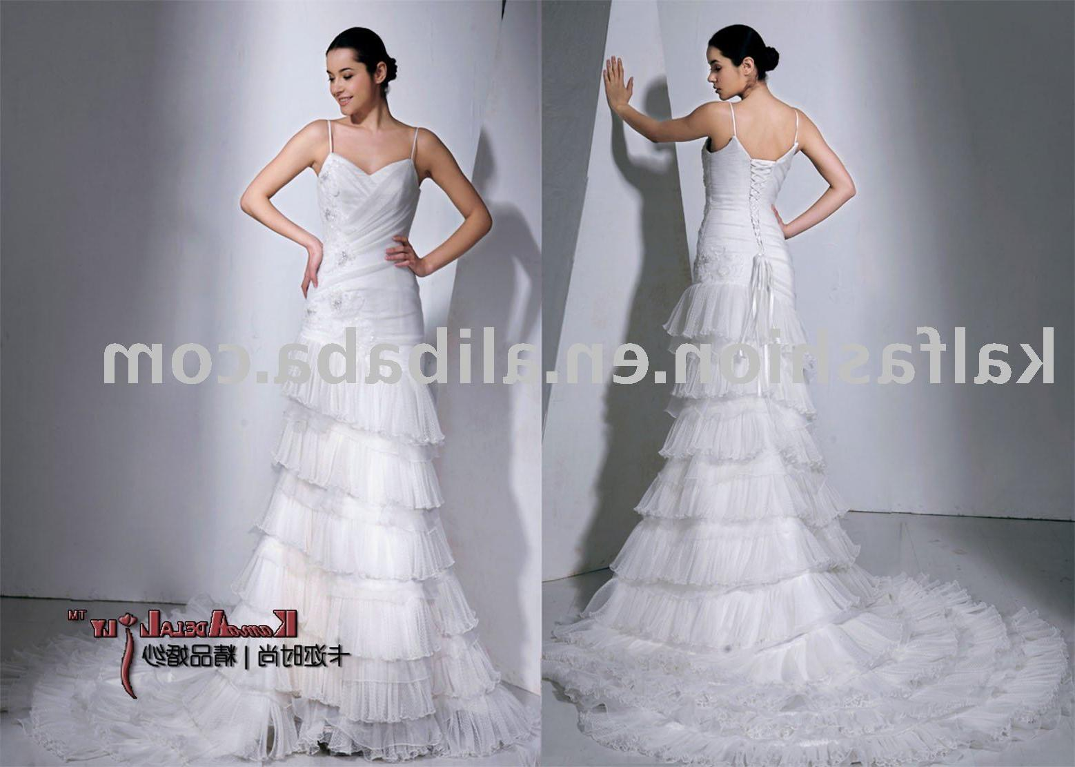 dress petite wedding gown