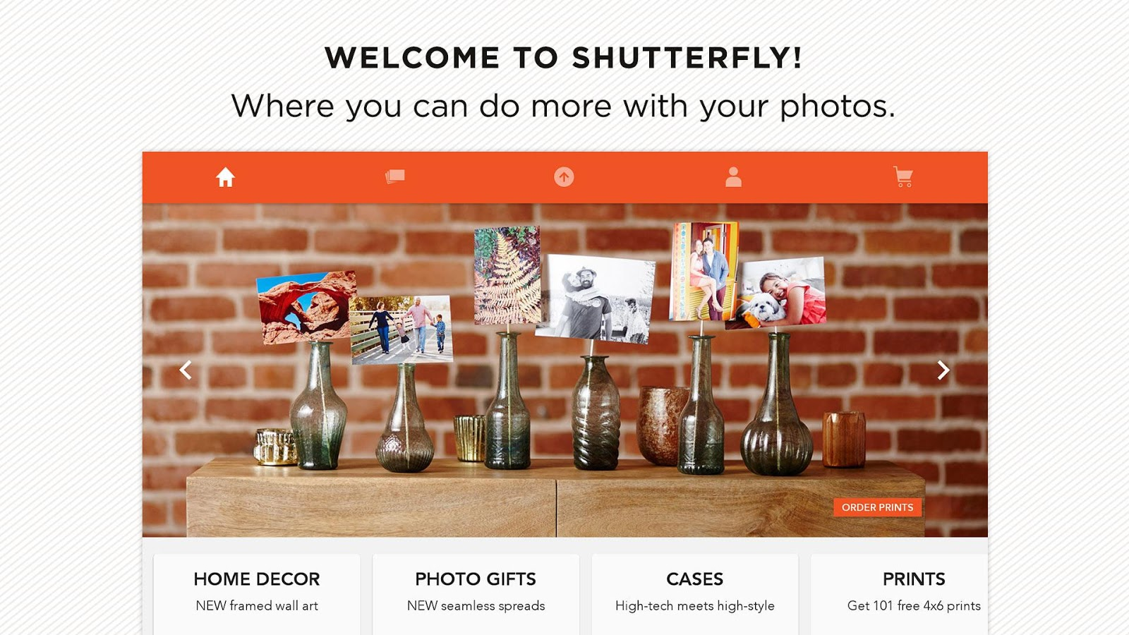 Shutterfly for Android Screenshot 5