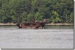 Matawoman Ghost ship in Mallows Bay-Potomac2
