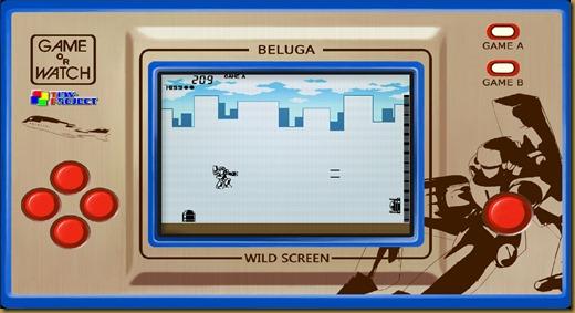 特攻空母BELUGA LCD版