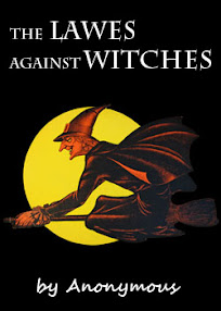 Cover of Anonymous's Book The Lawes Against Witches
