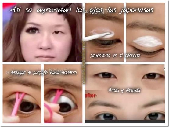 moda de ojos grandes