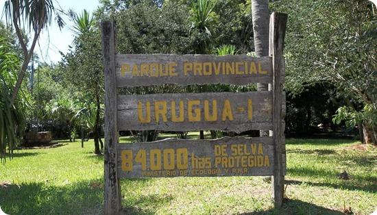 PARQUE PROVINCIAL DEL URUGUA-I