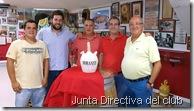 Junta Directiva del club