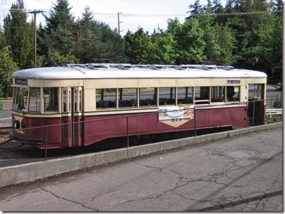 IMG_3181 Willamette Shore Trolley in Lake Oswego, Oregon on August 31, 2008