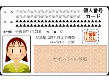 my number japan