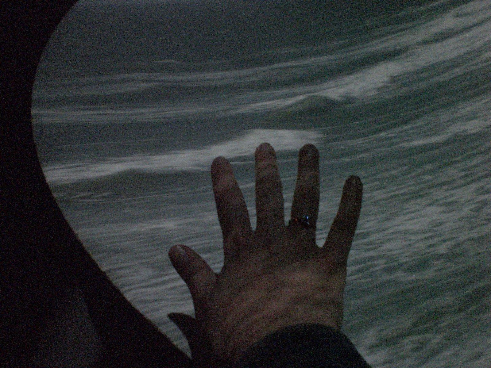 I took it at the camera obscura down at Ocean Beach.