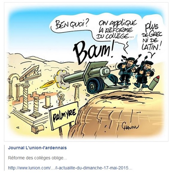 Umor francés Lorrena reforma del collègi