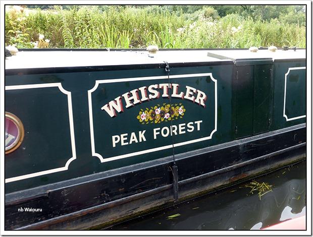 whistler tyle mill