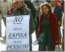 Spesa pensioni Italia al top in UE