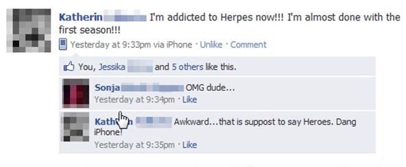 herpes fan