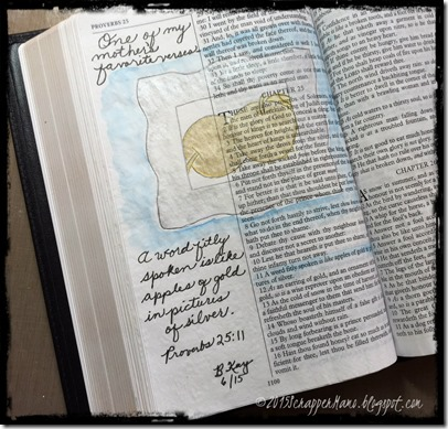 Bible Art Prov 25-11