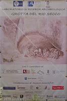 Hinweisschild beim Piani di Clauzetto.