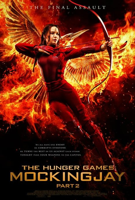 The Hunger Games Mockingjay Part 2 - Poster