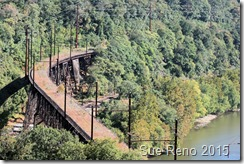 Sue Reno_Railroad Trestle_Safe Harbor