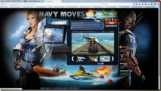 navy moves remake