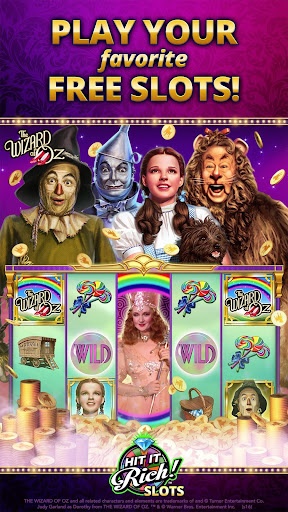 Hit it Rich! Free Casino Slots screenshot 1