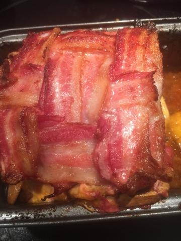 Do You Bake Canada Bacon Weave