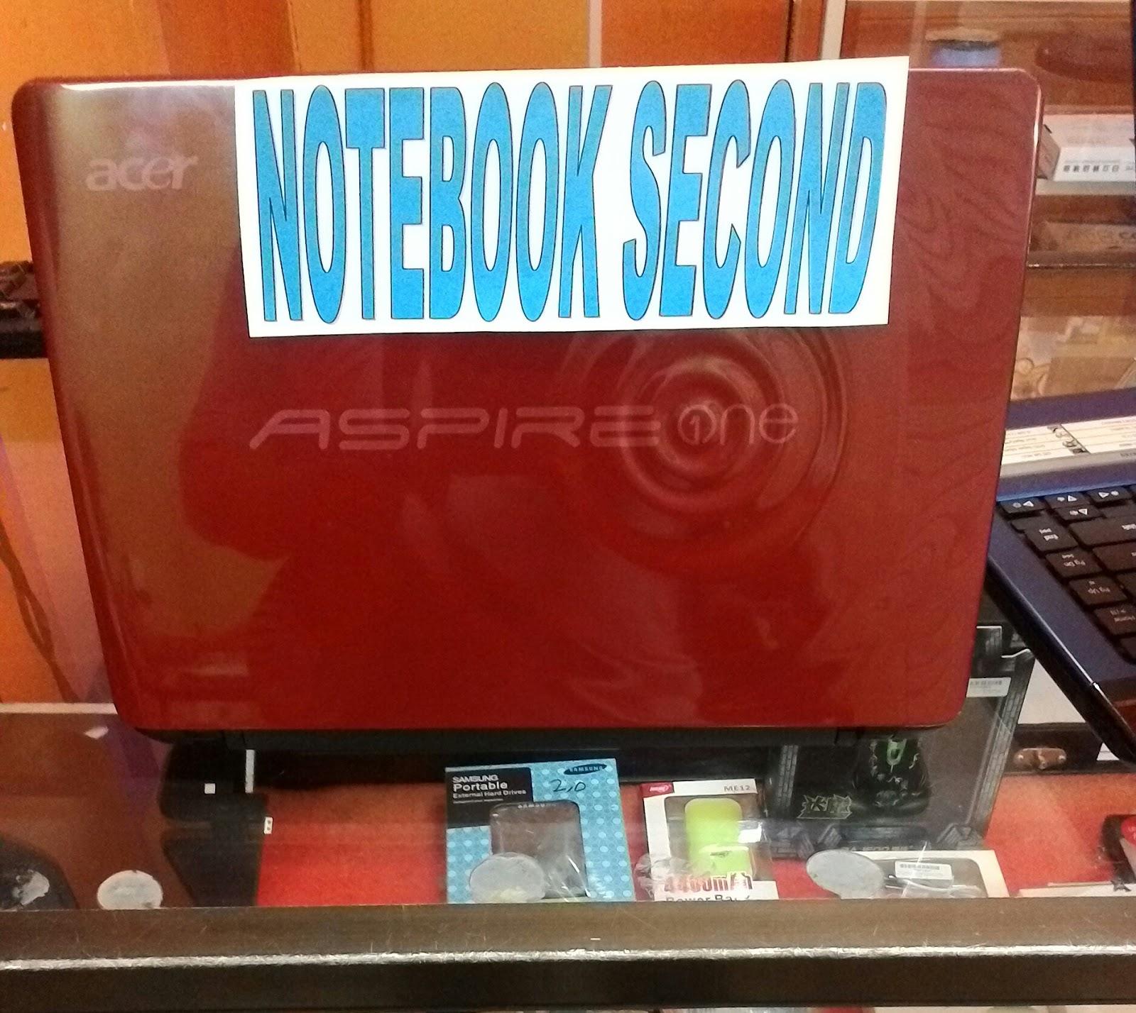 Tempatnya Jual Dan Beli Laptop Second DIJUAL Netbook