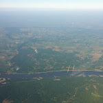 The Mississippi River on our way to Memphis TN 07202012-02