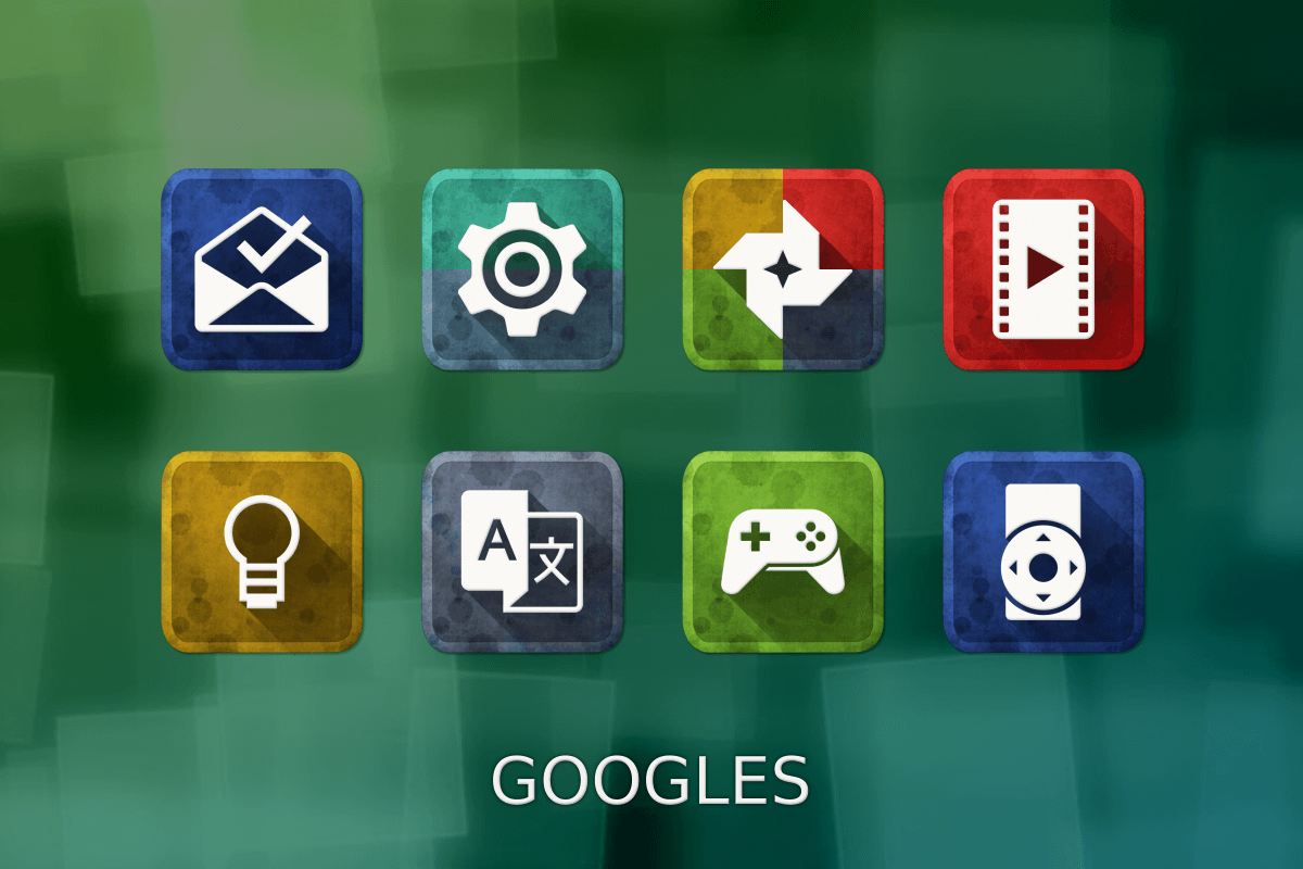 Vintage Icon Pack Screenshot 4