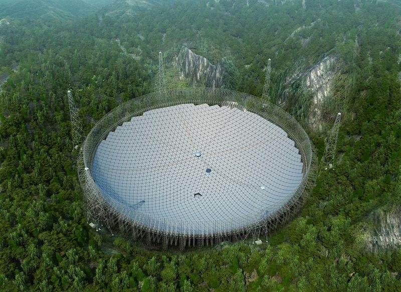 China desaloja a 9.000 personas por un megaproyecto para buscar extraterrestres China-telescope-fast-1%25255B2%25255D