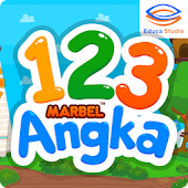 Download Marbel Belajar Angka APK on PC