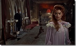 Brides of Dracula Marianne Meets the Baron