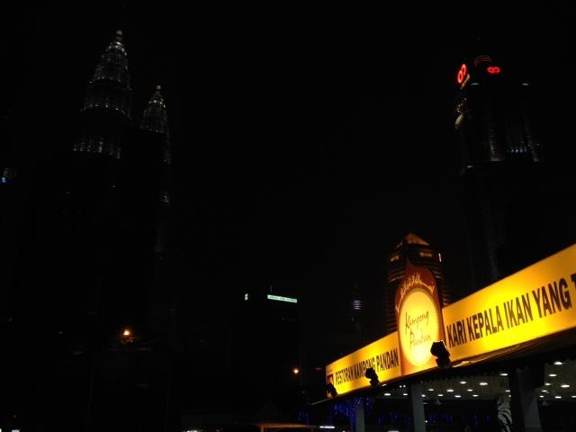 Kari kepala ikan terkenal di Kuala Lumpur