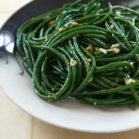 Gingered Green Beans