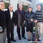 José Luis Ruiz del Puerto, Fernando Espí, Giovanni Grano, Donatella Salvato y Daniel Bernaert.