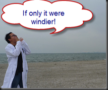 """Why is the Wind """" Just Wrong"""" all the time."""